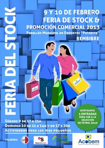 Cartel anunciador de la edición de la Feria