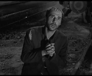 Manuel Alexandre en una escena de la película