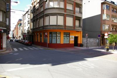 El entronque con calle Castilla y Eloy Reigada se verá afectado por el plan viario
