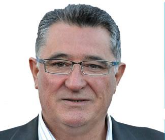 David Fernández es el alcalde de La Virgen del Camino y presidente del Club - lavirgendelcamino.info