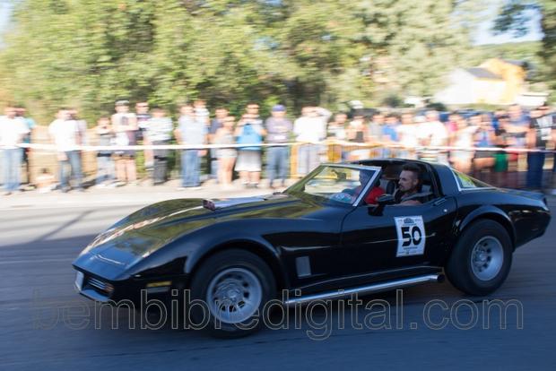 Imagen de archivo perteneciente al Rallye Turístico para Clásicos Deportivos de 2013