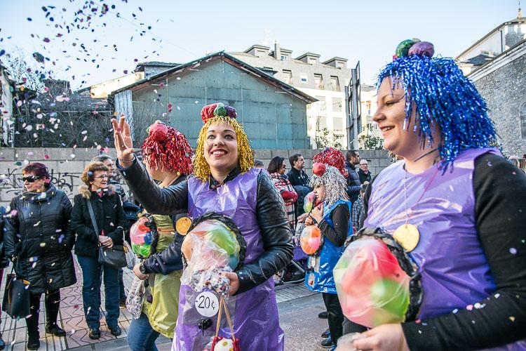 Las imágenes del carnaval en nuesta galería fotográfica