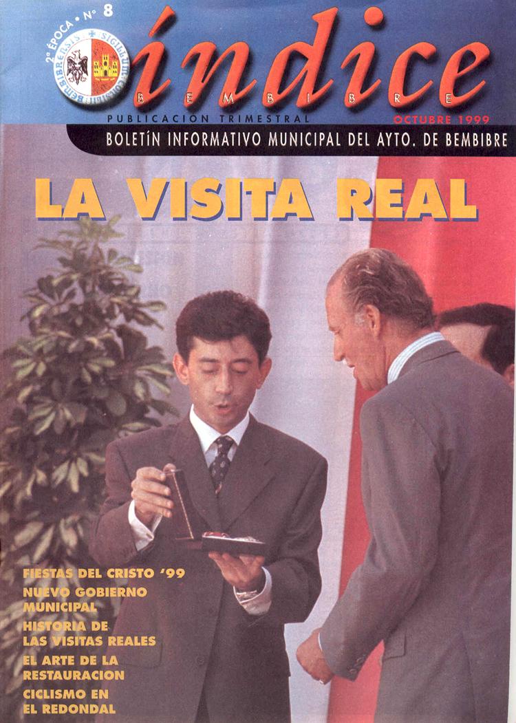 Indice N 8 La Visita Real