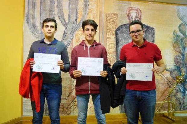 ganadores olimpiada matematica 2017 2