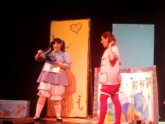 teatro escolar carlota catalina