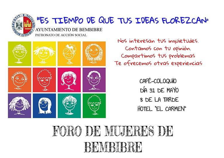 foro mujeres cartel