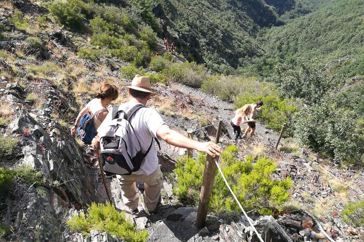 Ruta de las Fuentes Noceda del Bierzo