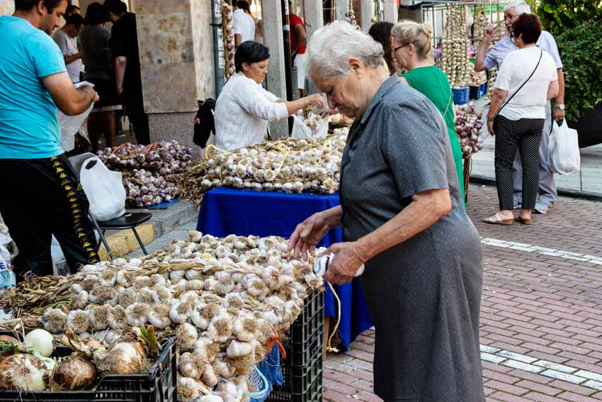 mercado de ajos