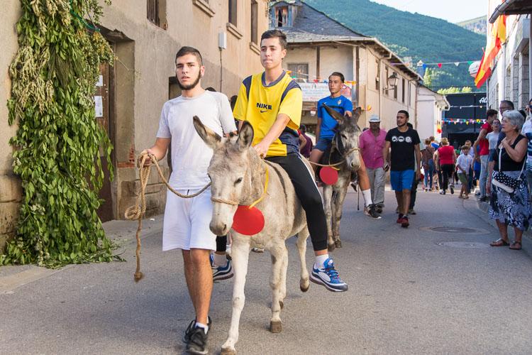 carrera burros noceda 2018