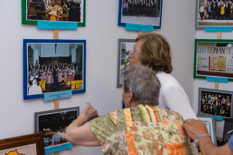 exposición 25 aniversario polifónica bembibrense
