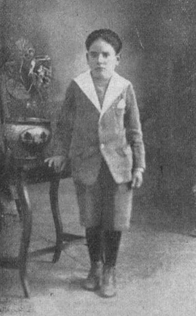 Luis Gómez Arias (hijo de leoneses robado)