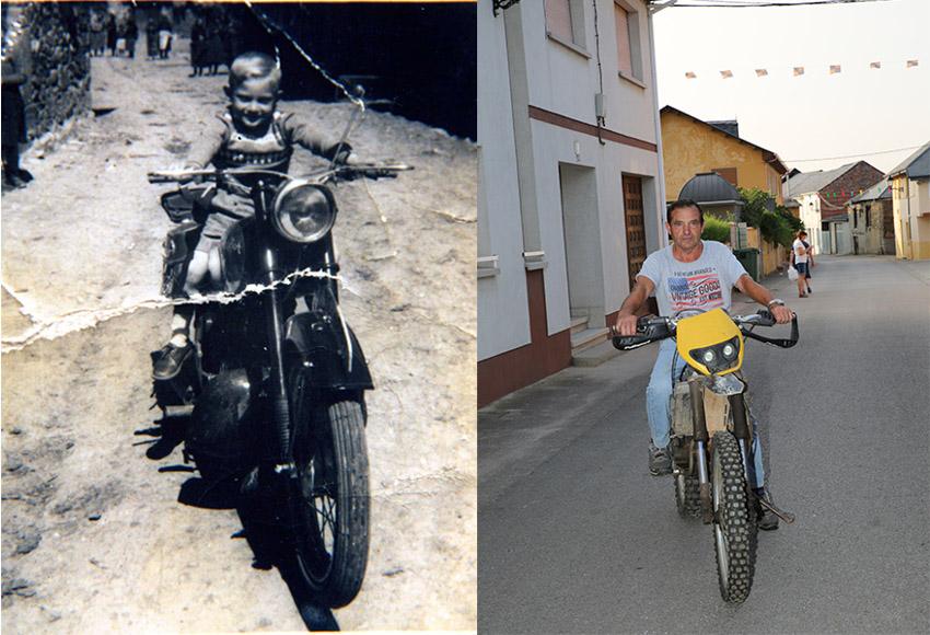 Tinin 60years apart