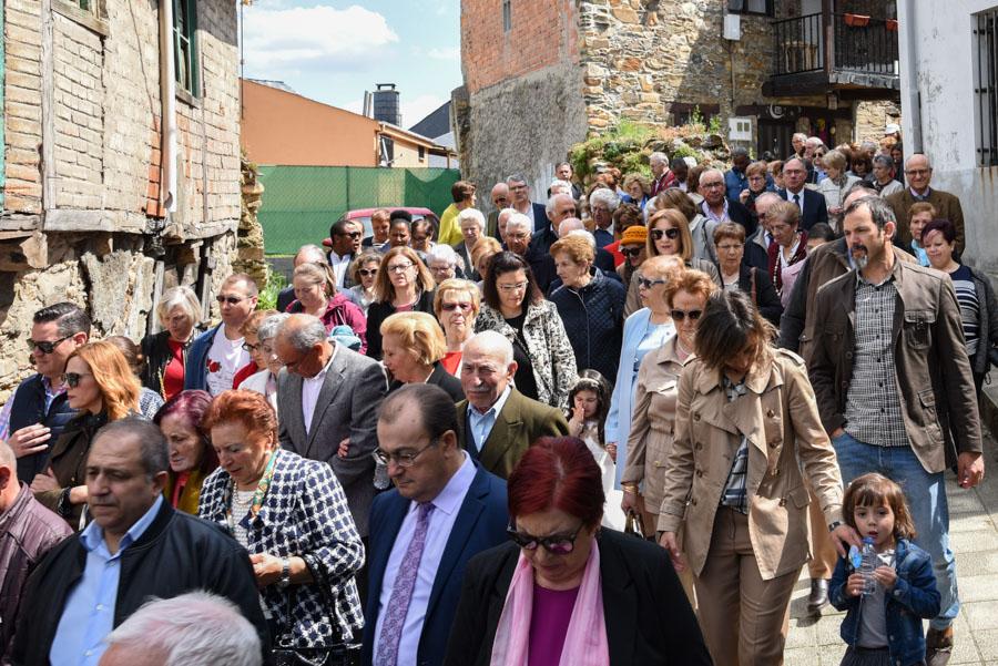 procesión del encuentro