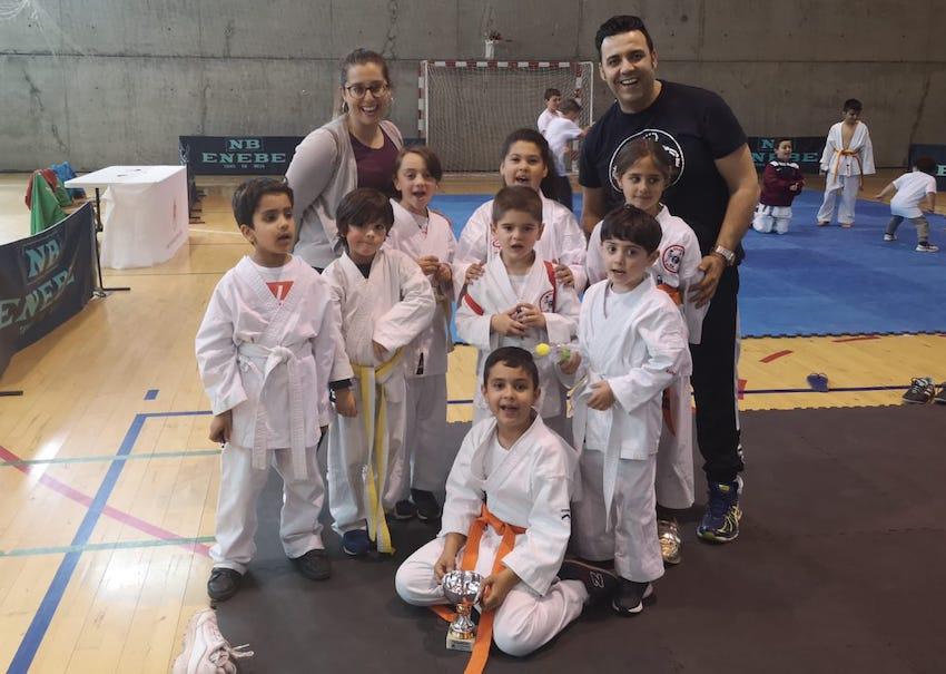 bembibre karate toral 2019