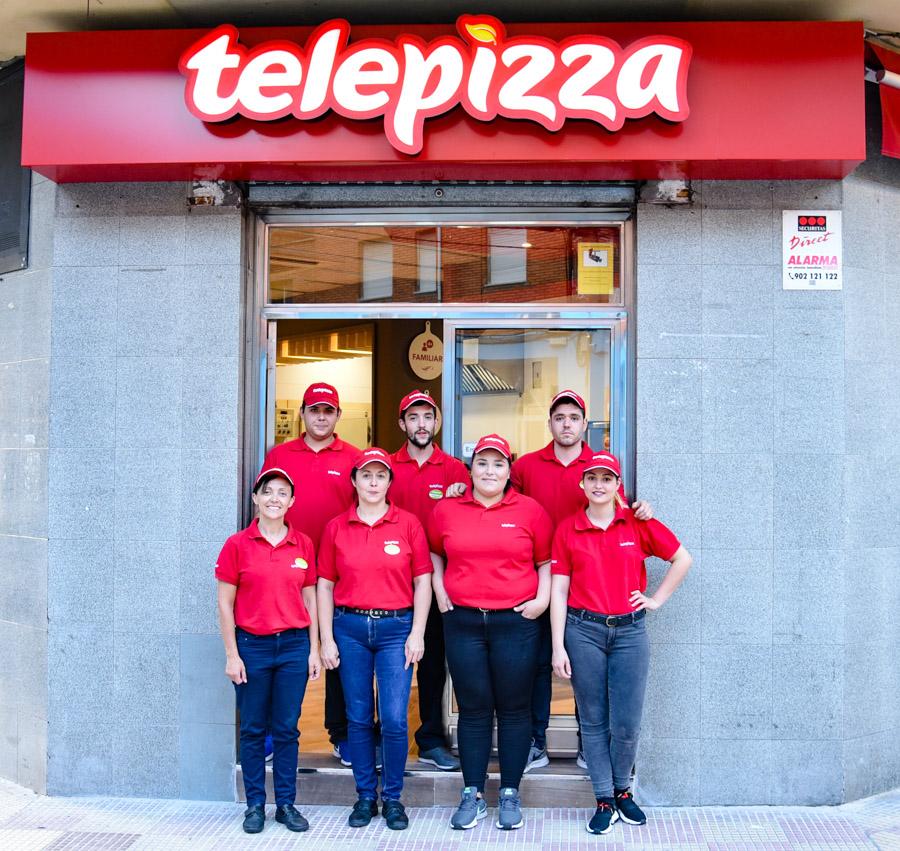 Telepizza Bembibre