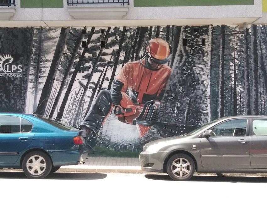 graffiti lps bembibre