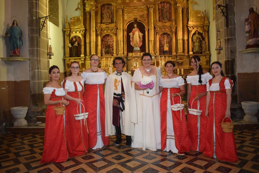 boda medieval matachana 2019