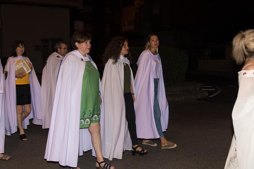 Bembibre actos Caballero Templario 2019