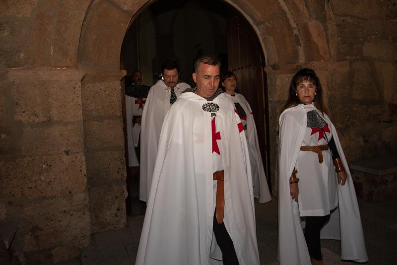 ordenacion caballero templario bembibre 2019