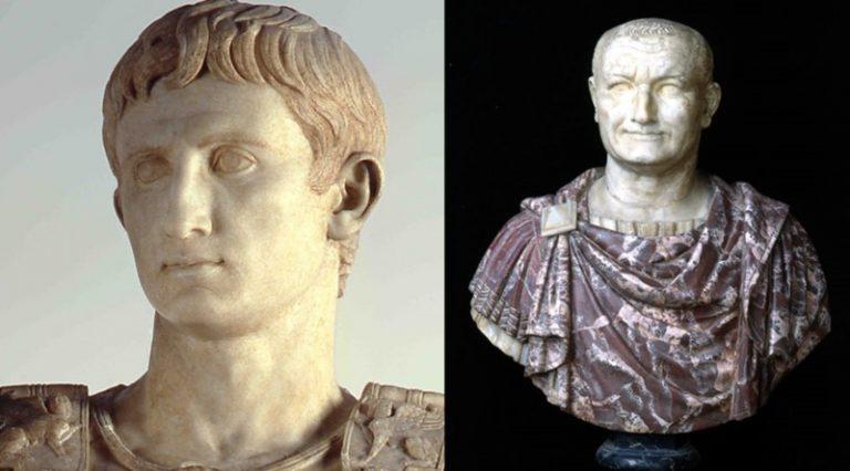 Augusto y Vespasiano