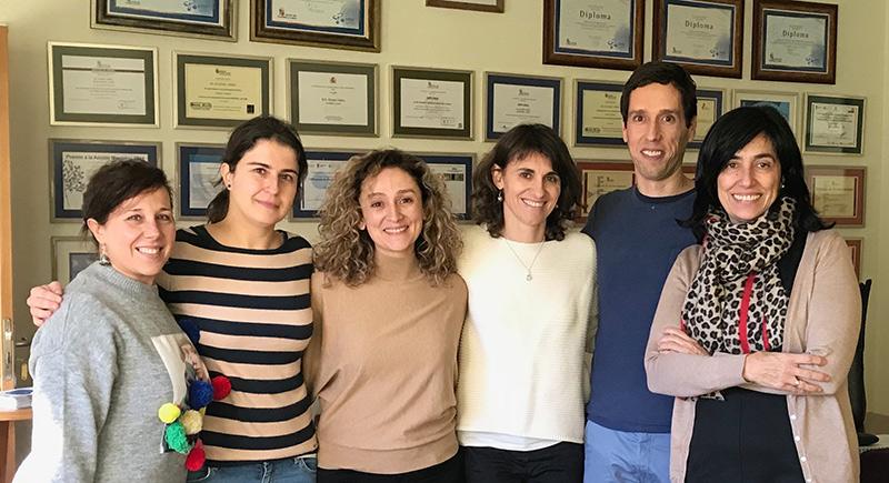 Profesores del Álvaro Yáñez que participan en el proyecto Erasmus